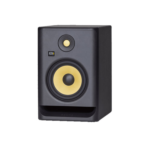 KRK RP7 ROKIT G4 POWERED STUDIO MONITOR - IN BLACK OR WHITE - CBN Music Warehouse
