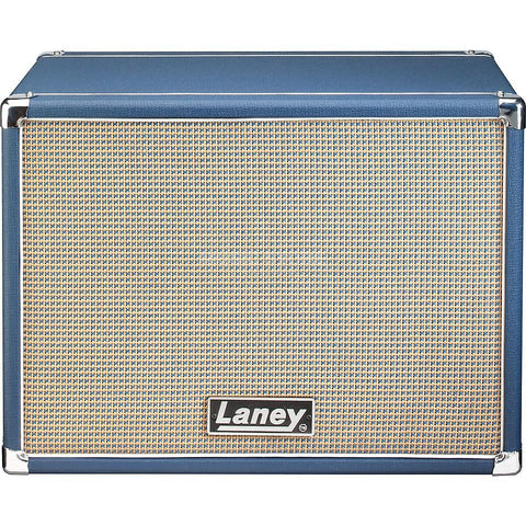 Laney LT112 30W 1x12 Guitar Speaker Cabinet Blue - CBN Music Warehouse