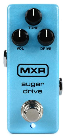 MXR M292 Sugar Drive Mini Effects Pedal - CBN Music Warehouse