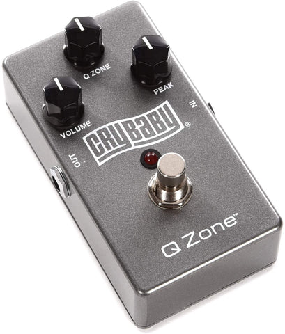 MXR QZ1 Cry Baby Q Zone Fixed WAH Pedal - CBN Music Warehouse