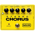 MXR M134 Stereo Chorus Pedal - CBN Music Warehouse
