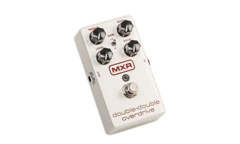 MXR M250 Double-Double Overdrive Pedal - CBN Music Warehouse
