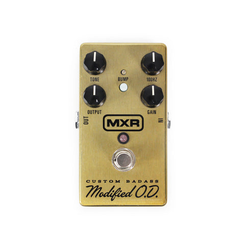 MXR M77 Custom Badass Modified O.D. Pedal - CBN Music Warehouse