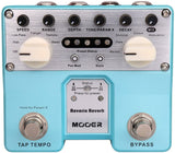 Mooer Reverie Reverb Twin Series Digital Reverb Guitar Effects Pedal