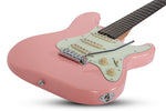 Schecter 274 Nick Johnston Traditional SSS Electric Guitar - Atomic Coral - CBN Music Warehouse
