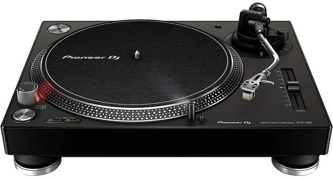 Pioneer Direct-Drive DJ Turntable Black - CBN Music Warehouse