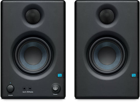 PreSonus ERIS BT 3.5 Active Bluetooth Media Reference Monitors - CBN Music Warehouse