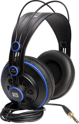 PreSonus HD7-A Professional Over-Ear Monitoring Headphones - CBN Music Warehouse