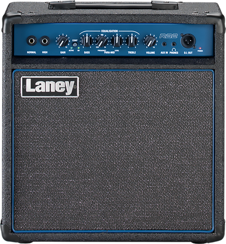Laney RB2 30W 1x10 Bass Combo Amp - CBN Music Warehouse