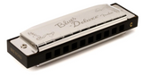 Fender Blues Deluxe Harmonica C - CBN Music Warehouse