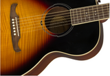 Fender FA-235E Concert Acoustic Guitar - 3-Tone Sunburst - CBN Music Warehouse
