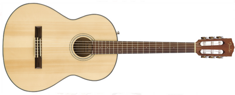 Fender CN-60S Acoustic Guitar - Natural - CBN Music Warehouse