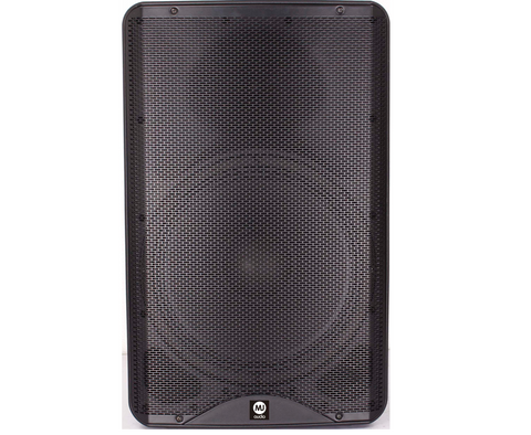 "MJ Audio BP17-12A 800W RMS 12"" 2-Way Active Speaker With BLUETOOTH and DSP Presets"