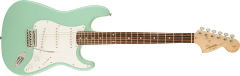 Squier Affinity Series Stratocaster Electric Guitar - Surf Green - CBN Music Warehouse