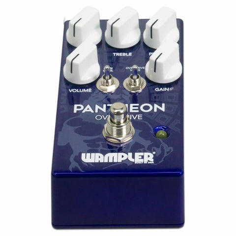 Wampler Pantheon Overdrive Pedal - CBN Music Warehouse