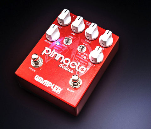 Wampler Pinnacle Deluxe V2 Multy-Effect Pedal - CBN Music Warehouse