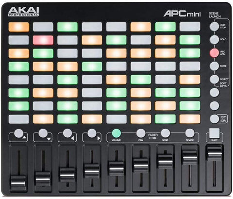 Akai APC mini - Compact Ableton Live Controller - CBN Music Warehouse