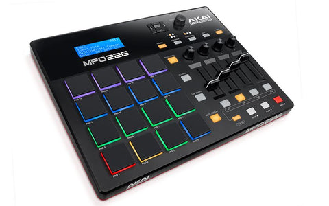 Akai Professional MPD226 USB Controller - CBN Music Warehouse