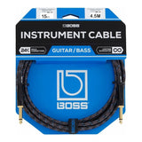 Boss BIC-15 15ft Instrument cable - CBN Music Warehouse