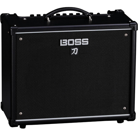 Boss Katana KTN-50 1x12 Guitar Combo Amp - CBN Music Warehouse