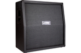 Laney LV412A 280W 4x12 Guitar Speaker Cab Black - CBN Music Warehouse