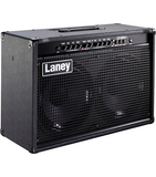 Laney LX120RT 120W 2x12 Guitar Combo Amp Black - CBN Music Warehouse
