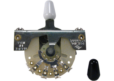 Ernie Ball 5-Way Strat Pickup Selector Switch - CBN Music Warehouse