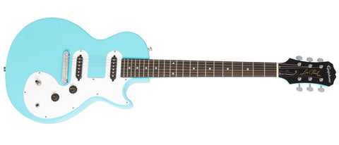 Epiphone Les Paul SL electric guitar - Turquoise - CBN Music Warehouse