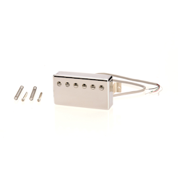 Gibson Accessories 498T Hot Alnico Pickup - Nickel, Bridge, 4-Conductor - CBN Music Warehouse