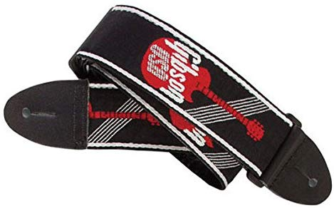 Gibson The Gibson USA guitar strap - CBN Music Warehouse