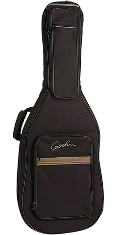 Godin Gig Bag for guitar - Black - CBN Music Warehouse