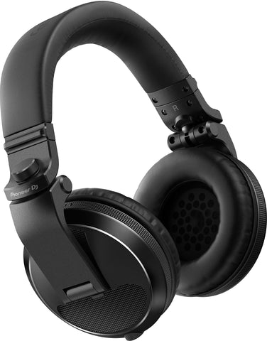 Pioneer Over-Ear DJ Headphone - Black HDJ-X5-K - CBN Music Warehouse