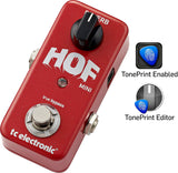 TC Electronic Hall of Fame Mini compact Reverb Pedal - CBN Music Warehouse