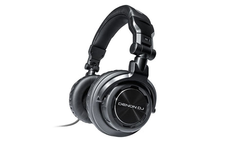 Denon DJ HP800 Professional Folding DJ Headphones - CBN Music Warehouse