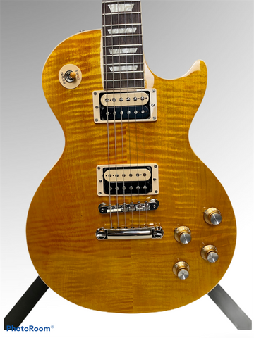 Gibson Slash Les Paul Standard Electric Guitar (with Case), Appetite Burst - CBN Music Warehouse