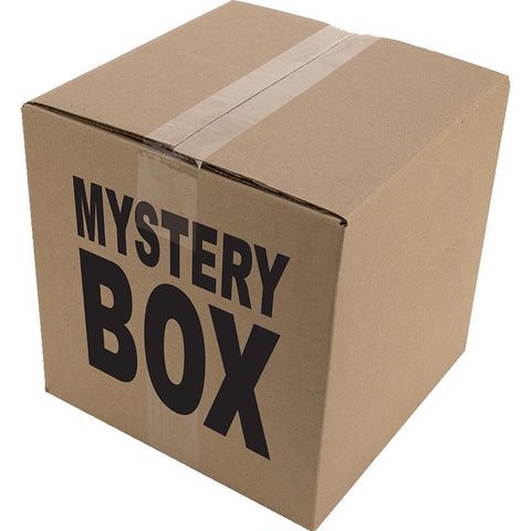 MYSTERY BOX! With assorted items for a Electric Guitar Player! - CBN Music Warehouse