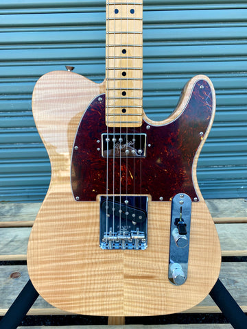 Fender Rarities Flame Maple Top Chambered Telecaster Electric Guitar - CBN Music Warehouse