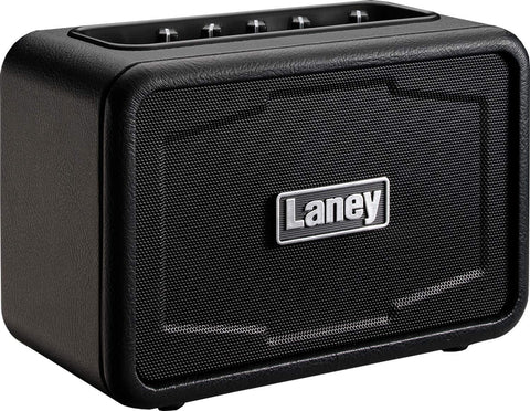 Laney MINI-STB - Bluetooth Battery Powered Guitar Amp - Ironheart edition - CBN Music Warehouse