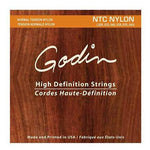 Godin NTC Nylon Normal Tension Classical Guitar Strings - CBN Music Warehouse