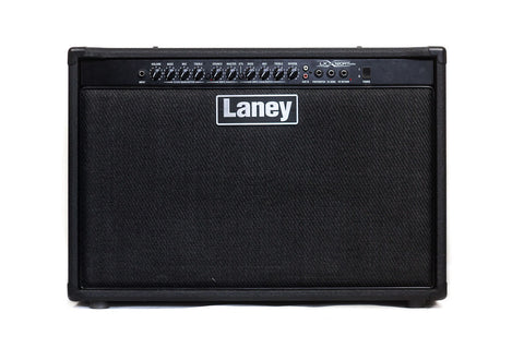 Laney LX Series Electric Guitar combo Amplifier 120 Watts 2x12 LX120RTWIN - CBN Music Warehouse