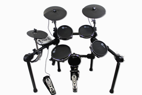 MJ Audio SKD-203 Electronic Drum Kit Mesh Pads - CBN Music Warehouse