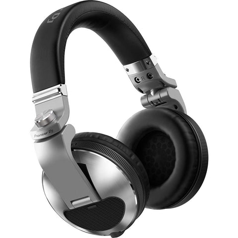 Pioneer Professional DJ Headphones HDJ-X10 - Silver - CBN Music Warehouse