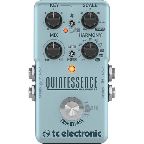 TC Electronic Quintessence Harmony Pedal - CBN Music Warehouse