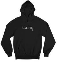 Laden Sie das Bild in den Galerie-Viewer, Salute - Hoodie Unisex