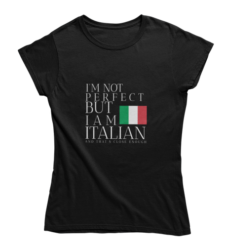 Italian Perfect - Premium Organic T-Shirt Frauen
