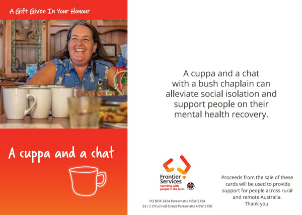 E-Card: Cuppa and a Chat