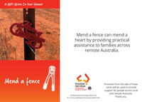 E-Card: Mend A Fence