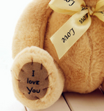 'I Love You' Teddy Bear