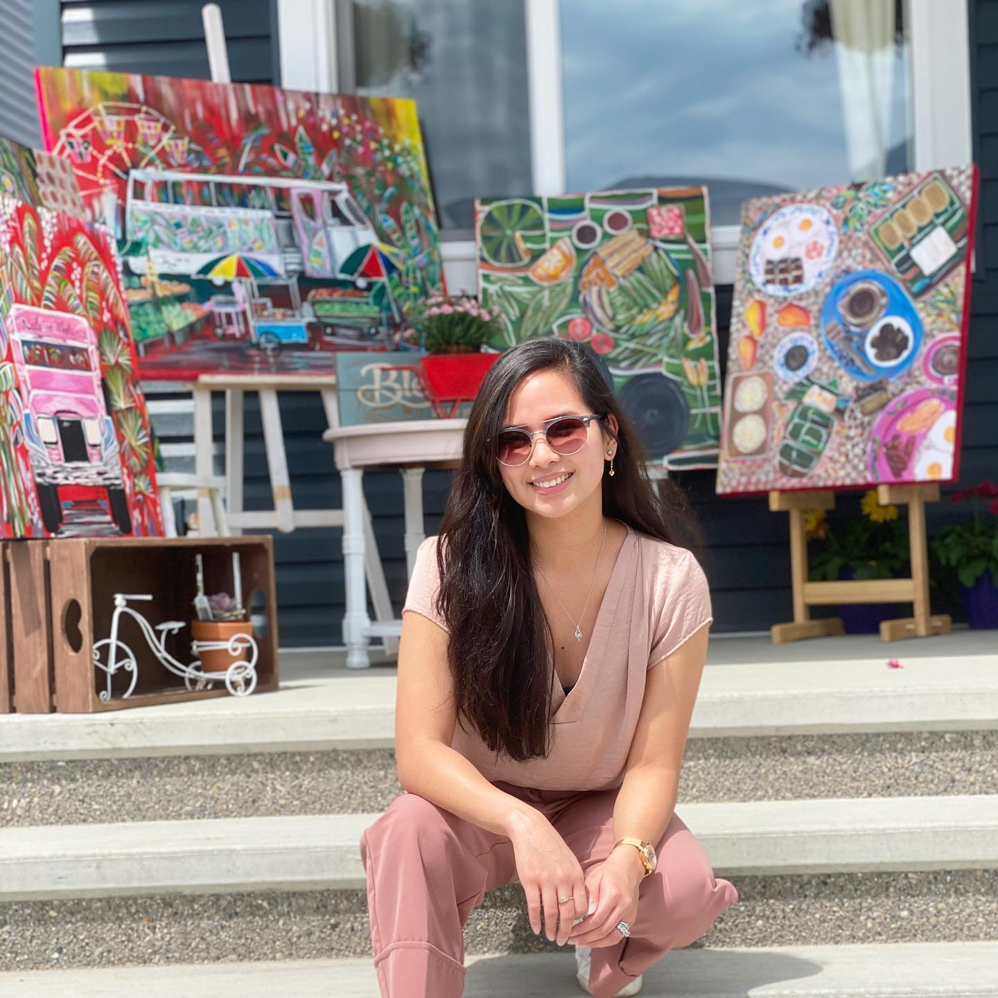Jan Elaine Soriano on Art as an Empowerment and Stress Antidote