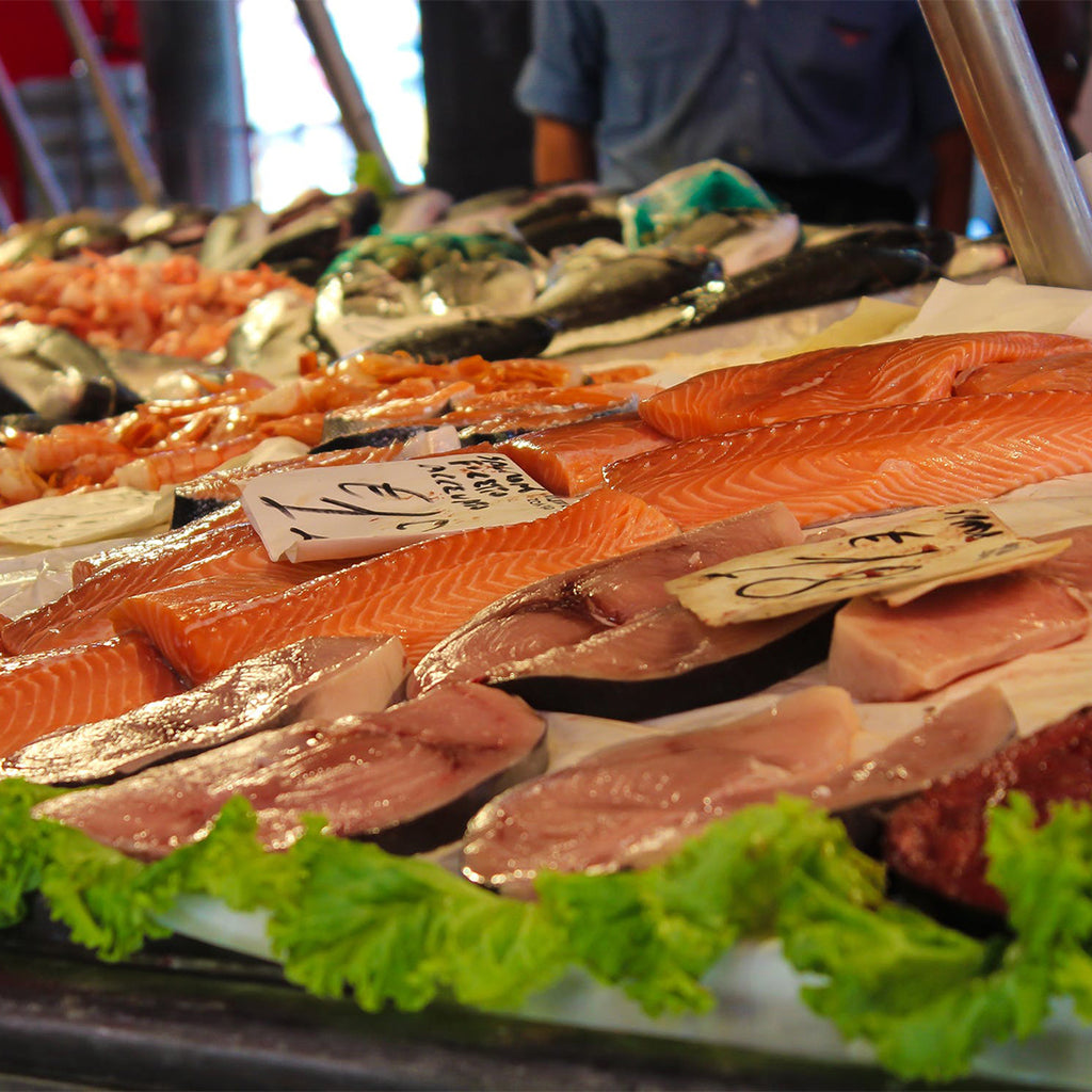 Online Seafood for Sale